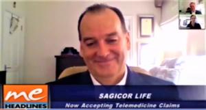 Morning Edition Fazir Mohammed interviews Robert Trestrail of Sagicor Insurance